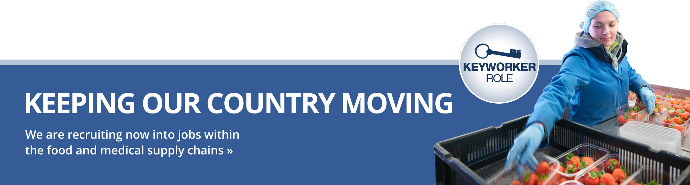 Keeping our Country Moving